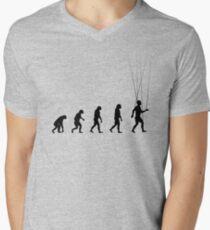 99 Steps of Progress - Public opinion Men's V-Neck T-Shirt