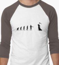 99 Steps of Progress - Courtesy Men's Baseball ¾ T-Shirt
