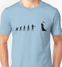 99 Steps of Progress - Courtesy Unisex T-Shirt