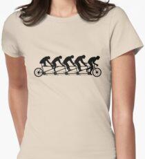 99 Steps of Progress - Vitamins Womens Fitted T-Shirt