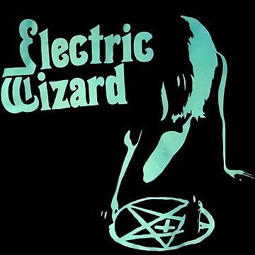 Electric Wizard - Pentagram by lnfernum