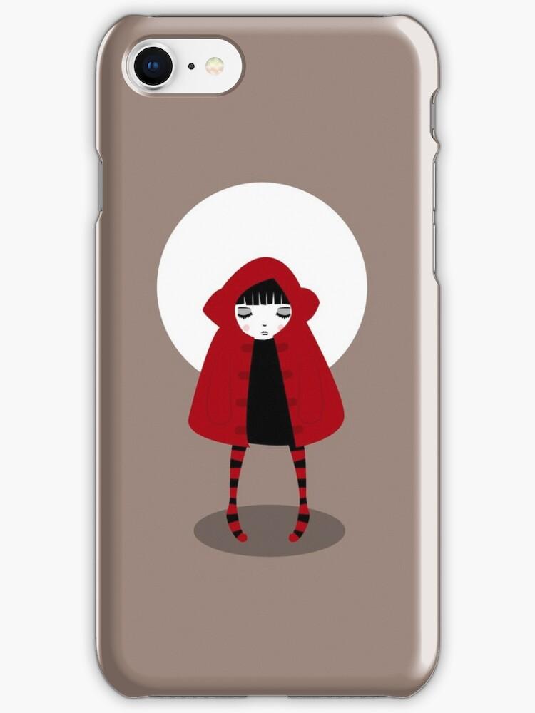 Little Red Riding Hood by volkandalyan