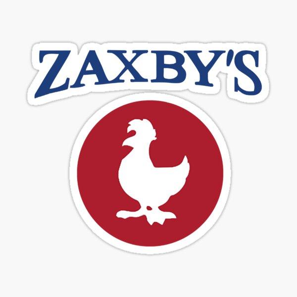Awesome Zaxby's Logo Sticker
