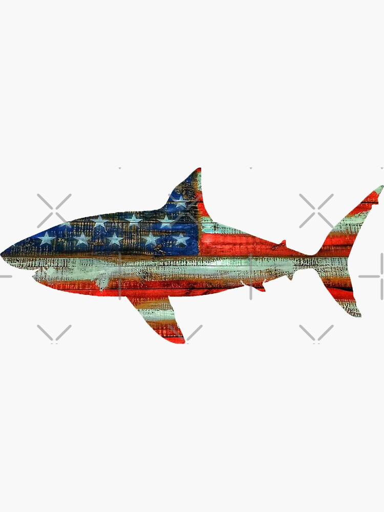 USA Shark by Statepallets