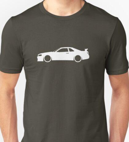 R34 JDM Godzilla T-Shirt