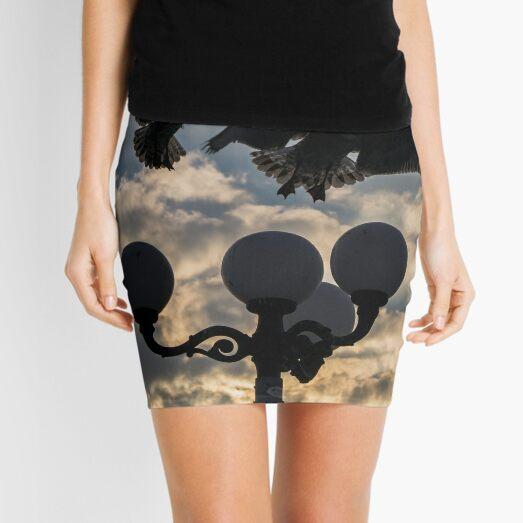Landing Mini Skirt