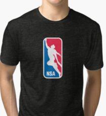 National Superhero Association Tri-blend T-Shirt