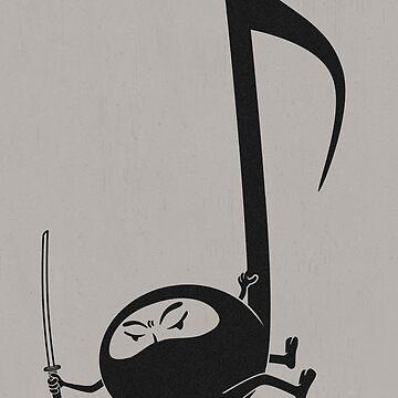 Ninjaaaaah! by jcmaziu