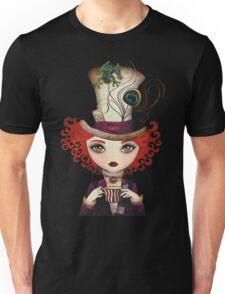 Lady Hatter Unisex T-Shirt