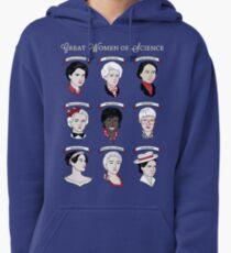 Great Women of Science {Set} Pullover Hoodie