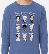 Great Women of Science {Set} Lightweight Sweatshirt