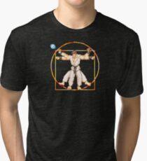 Ryuvian Man Tri-blend T-Shirt