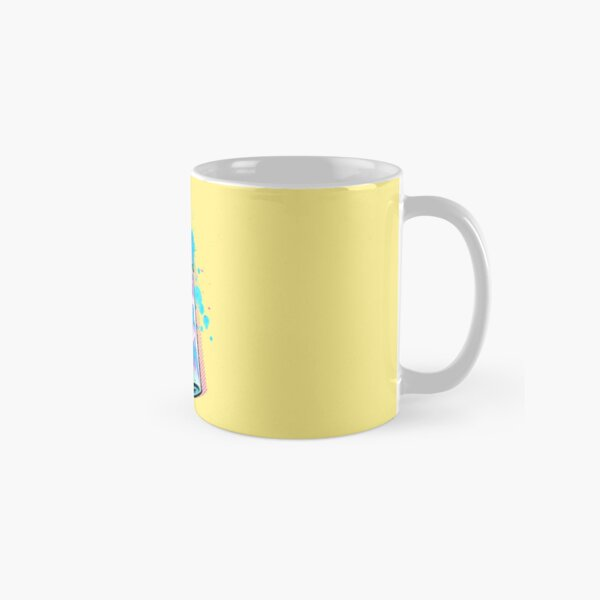 Freeze Your Brain Classic Mug