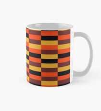 District Line Moquette Mug