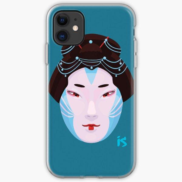 Geisha iPhone Soft Case