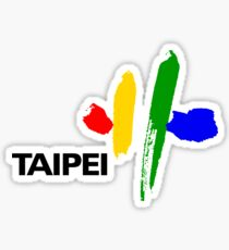 TAIPEI-2 Sticker