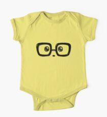 Geek Chic Panda Eyes Kids Clothes