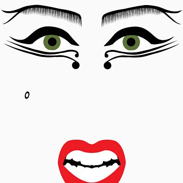 Judas Makeup by rayoflightgm