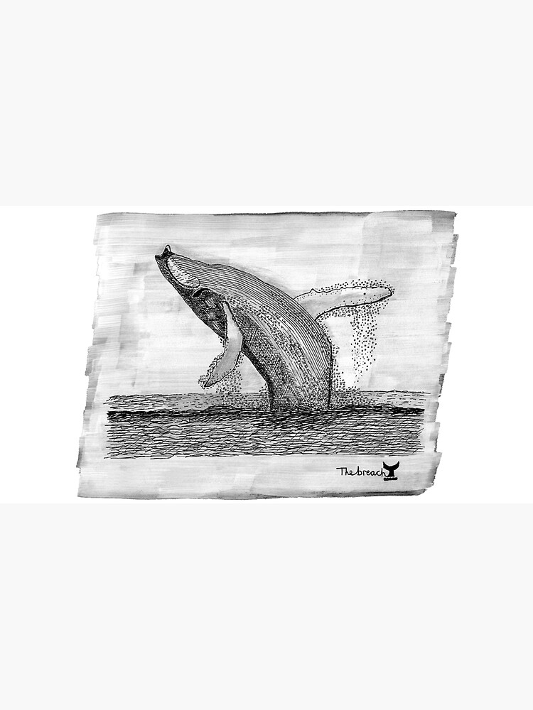 The Breach. Humpback Whale (Products) by hoxtonboy