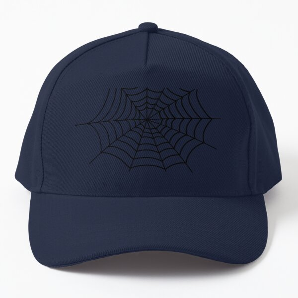 Spider web Baseball Cap