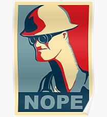 Team Fortress 2 - Ingenieur Nope.avi Poster