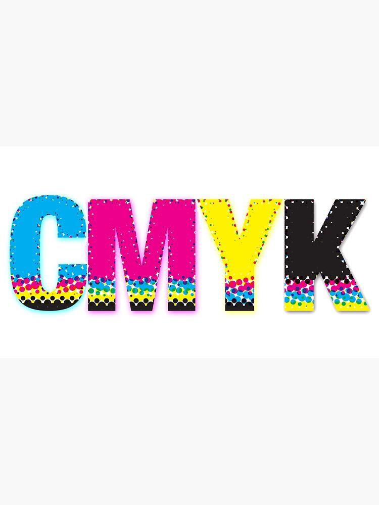 CMYK by hoxtonboy