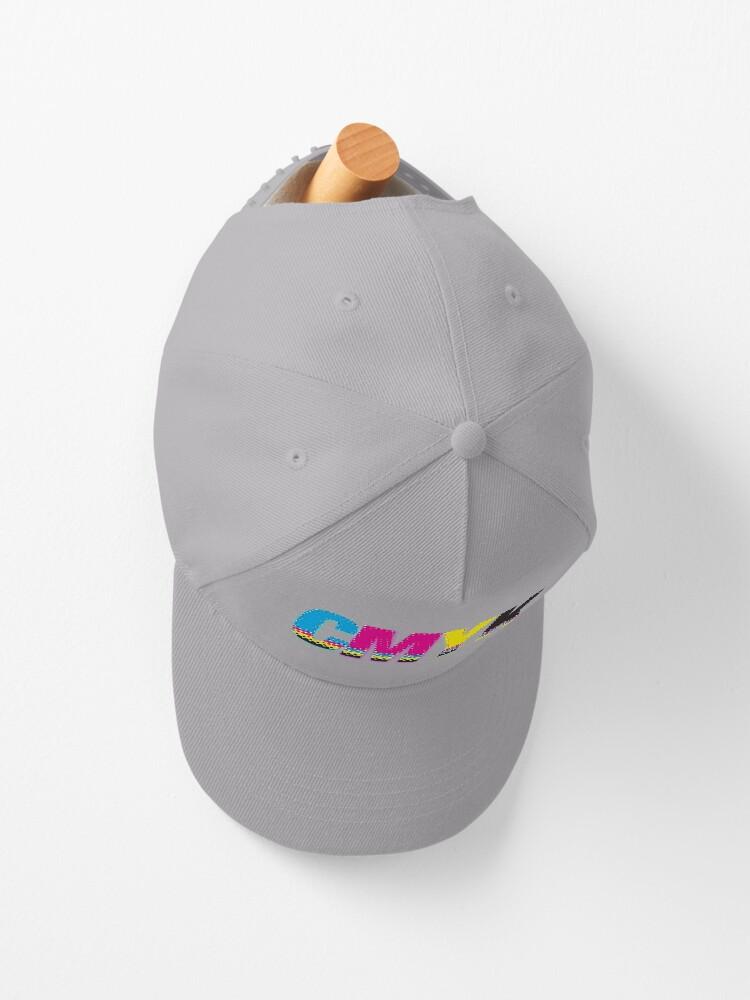 Alternate view of CMYK Cap