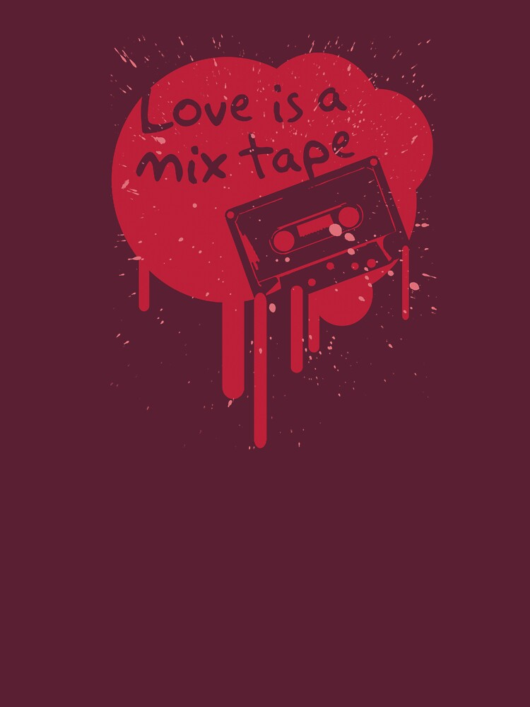 Love Is A Mix Tape... by rubyred