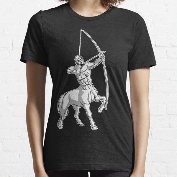 White Centaur Aiming High T-Shirt by Cheerful Madness!! Essential T-Shirt