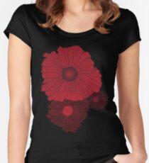 Poppy Tee V1 Women's Fitted Scoop T-Shirt