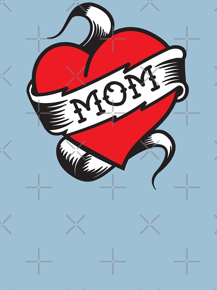 Mom Tattoo by LaundryFactory