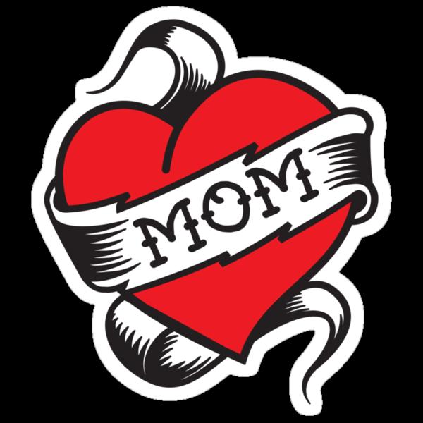 Mom Tattoo Png