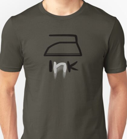 Iron Ink - IRONIK - Ironic Funny T-Shirt