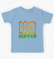 Rock hopper Kids Tee