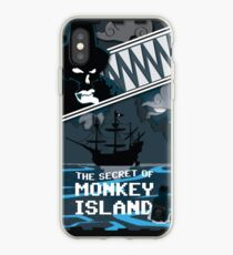 The Secret of Monkey Island - Le Chuck iPhone Case