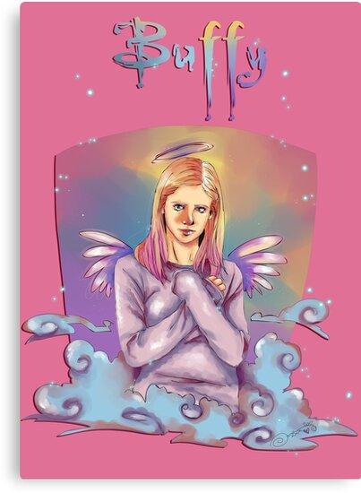 Buffy by KanaHyde