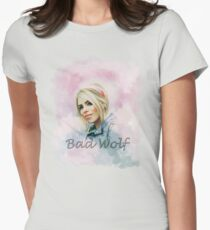 Rose Tyler Women's Fitted T-Shirt