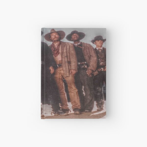 The Magnificent Seven Hardcover Journal