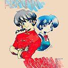 Ranma ♥ Akane by KanaHyde