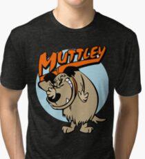Muttley Laughing Tri-blend T-Shirt