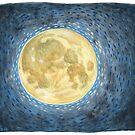 Moon by EmilyBodnar