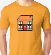 Play School House T-shirt Unisex