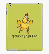 Chickeen! iPad Case/Skin