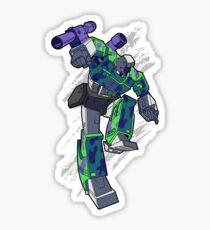 Megatron (G2 colours) Sticker