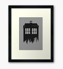 Ink Time Framed Print