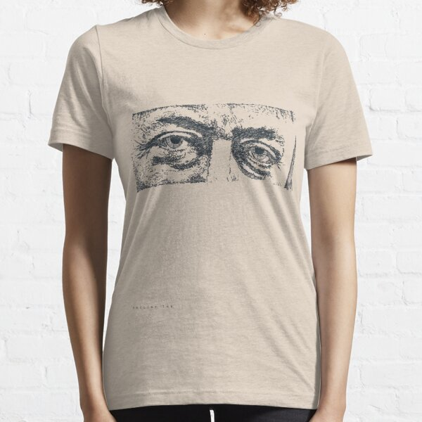 Christopher Hitchens eyes Essential T-Shirt