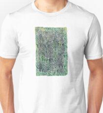 Snow Pines(Light Green) T-Shirt