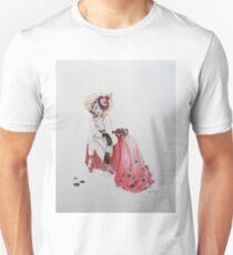 Harlequin Ballerina Unisex T-Shirt