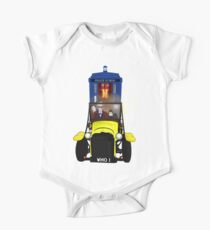 Time Lord Road Trip! One Piece - Short Sleeve