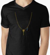 Athena Men's V-Neck T-Shirt